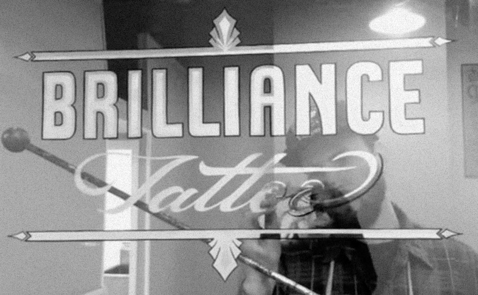 Brilliance Tattoo Gild - Best Dressed Signs