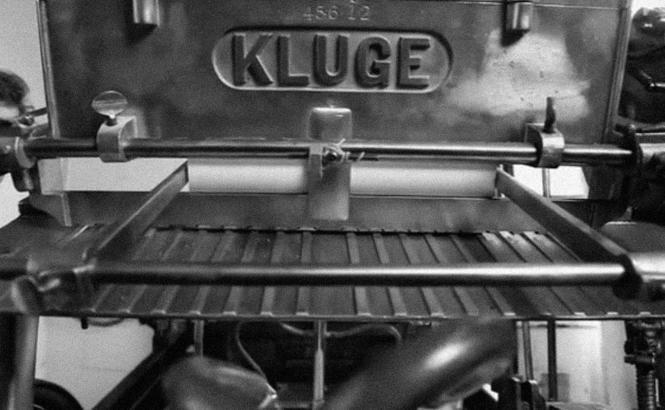 Kluge Letterpress - From Mama's Sauce