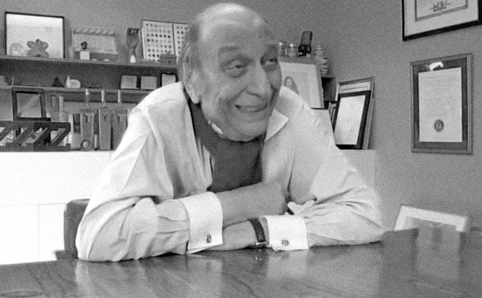 Milton Glaser on regrets, challenges, and dreams - TAXI Interview