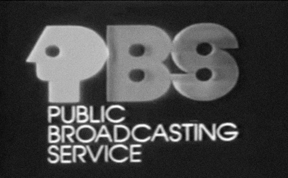 The origins of the PBS logo - Herb Lubalin