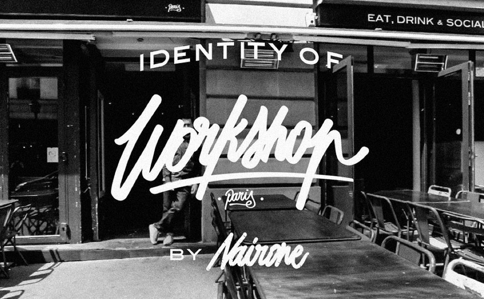 Workshop Paris X Nairone